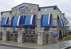 photo of a Culver's restaurant