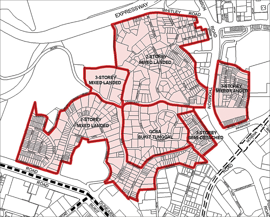 Singapore Uses GIS to Master Land-Use Planning - ArcNews ...