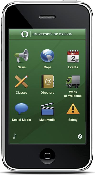 University of Oregon Uses ArcGIS API for iOS | ArcNews ...