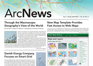 ArcNews Winter 2011/2012