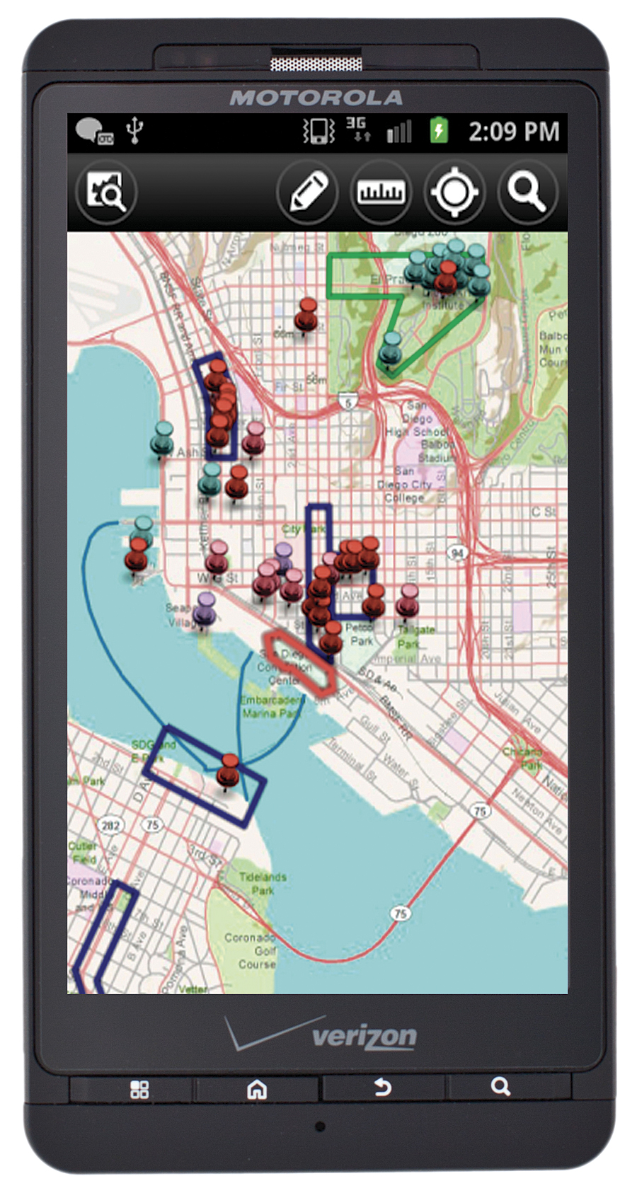 Connecting ArcGIS to the Android Platform  ArcNews