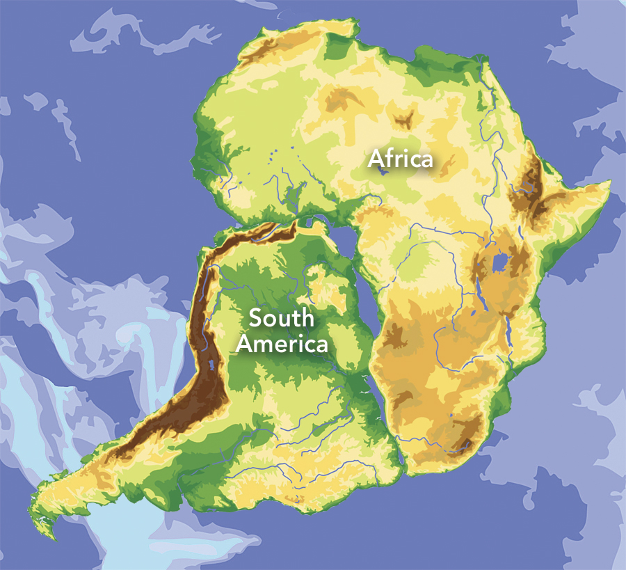 South America: Through The Macroscope: Geography's View Of The World