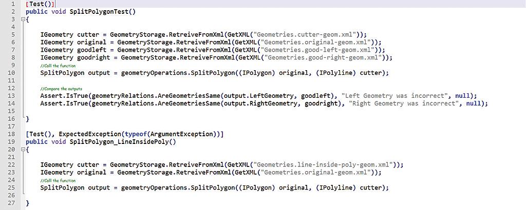 Unit Testing for Esri Developers on