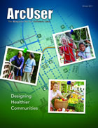 ArcUser Winter 2011 cover