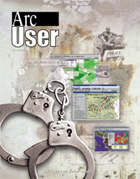 ArcUser Winter 1999 cover