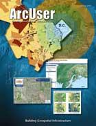 ArcUser Spring 2009 cover