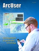 ArcUser Spring 2011 cover