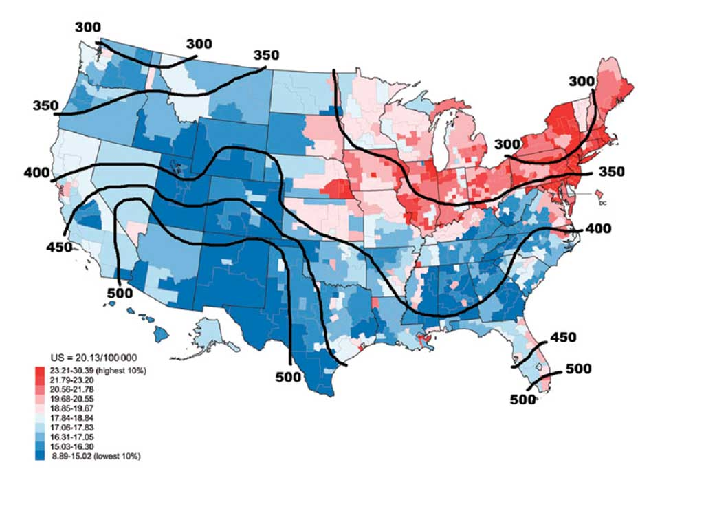 Visualizing Disease on