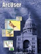 ArcUser Spring 2000 cover