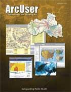 ArcUser Spring 2005 cover