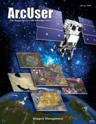 ArcUser Winter 2008 cover
