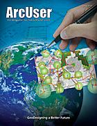 ArcUser Spring 2010 cover