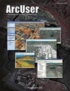 ArcUser Spring 2006 cover