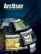 ArcUser Summer 2009 cover