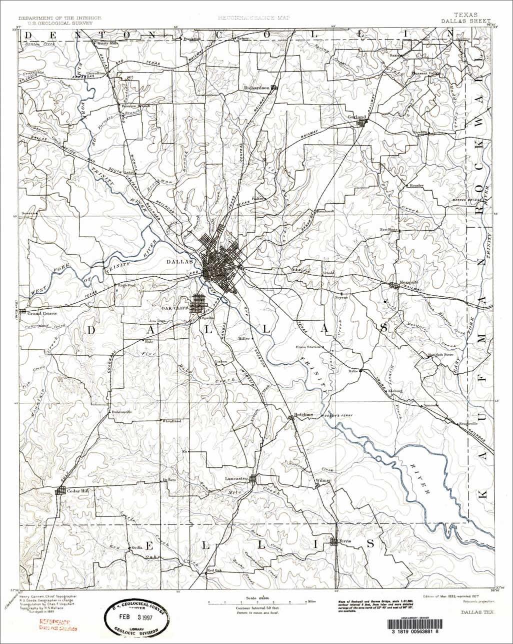 TxDOT Maps Texas History