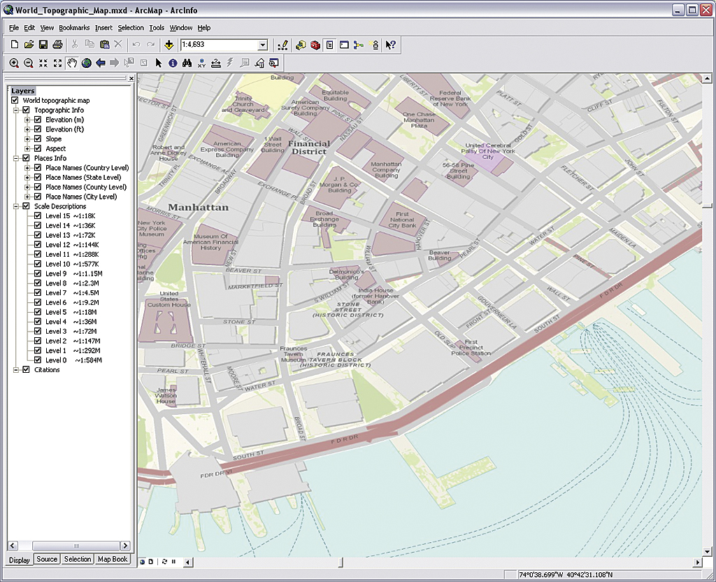 Creating Authoritative Online Maps