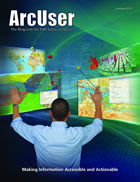 ArcUser Summer 2010 cover