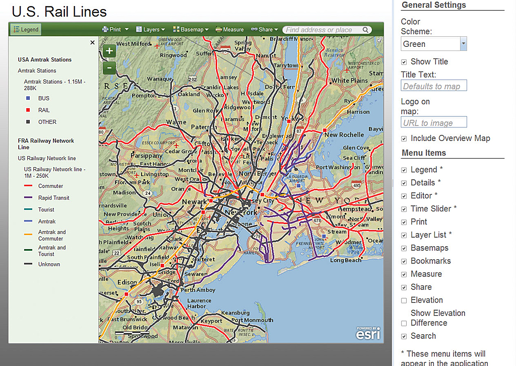 Creating Custom Web Mapping Applications Without Programming