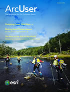 ArcUser Summer 2012 cover