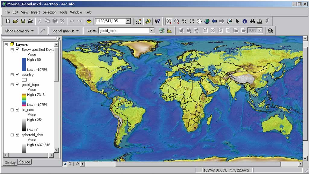 3-Mean Sea Level, GPS, and the Geoid