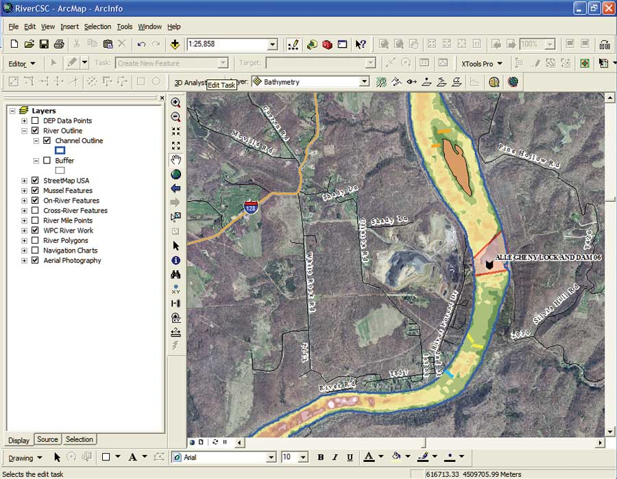 1-A Unique Approach to Bathymetry Mapping in a Large River