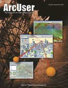ArcUser Fall 2001 cover