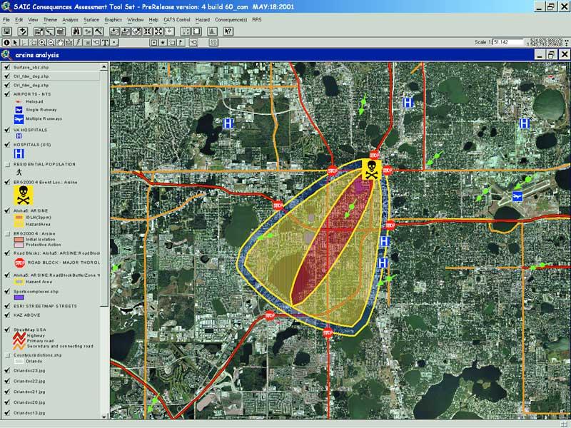 1-Weather-Enabled GIS Enhances Public Safety