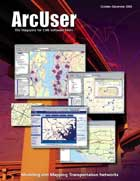 ArcUser Fall 2006 cover