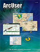 ArcUser Fall 2009 cover