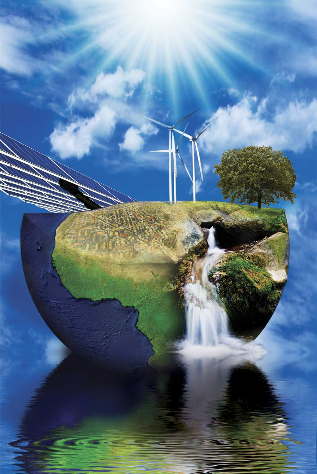 potential of renewable energy sources in pakistan environmental sciences essay Environmental cleanup home » science & innovation » energy sources » solar  the cost of a solar energy system has dropped significantly.