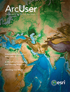 ArcUser Fall 2012 cover