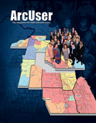 ArcUser Fall 2007 cover