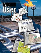 ArcUser Summer 1999 cover