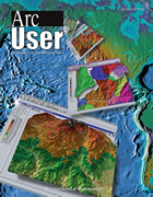 ArcUser Winter 1998 cover