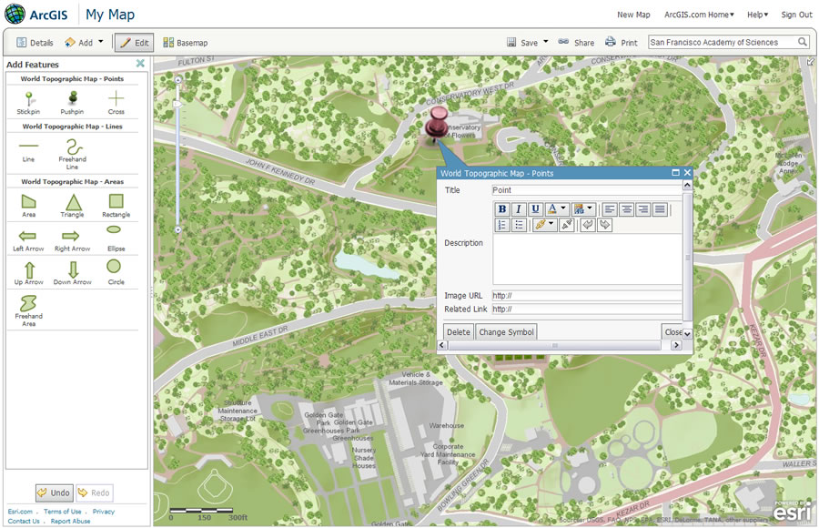 Esri ArcWatch April Free Online Mapping Tools Bring Your - Mapping tools