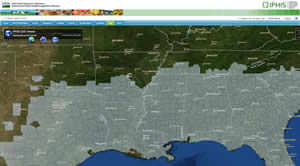 APHIS recently implemented a GIS-based, enterprise-wide Integrated Plant Health Information System.