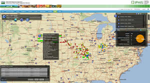 APHIS users see a comprehensive view of local information.