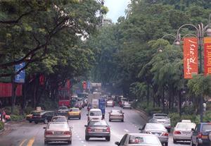 Esri Arcwatch August 2008 The Quot Garden City Quot Of Singapore