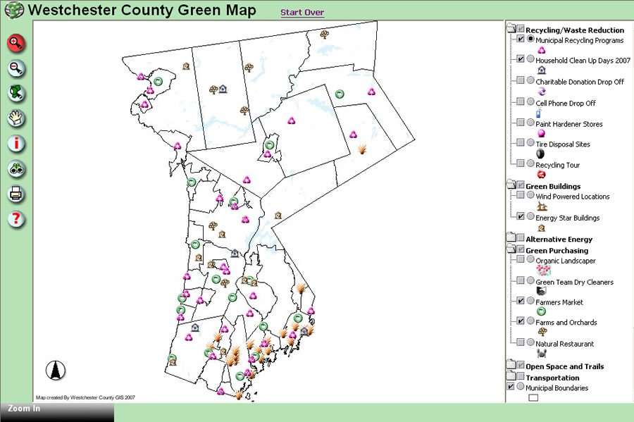 Westchester County ny Map images