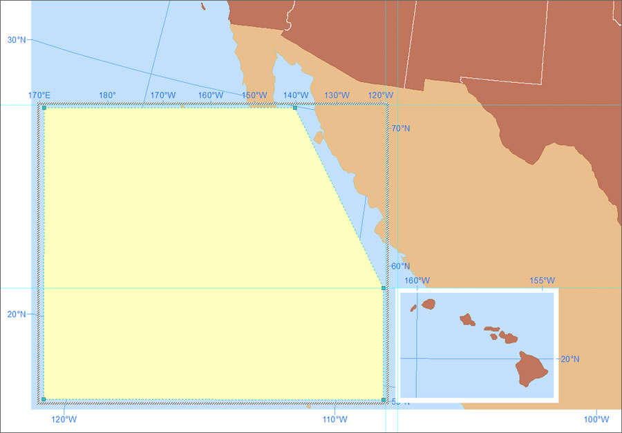 Clip the Data Frame to Make Your Map Polished, Professional