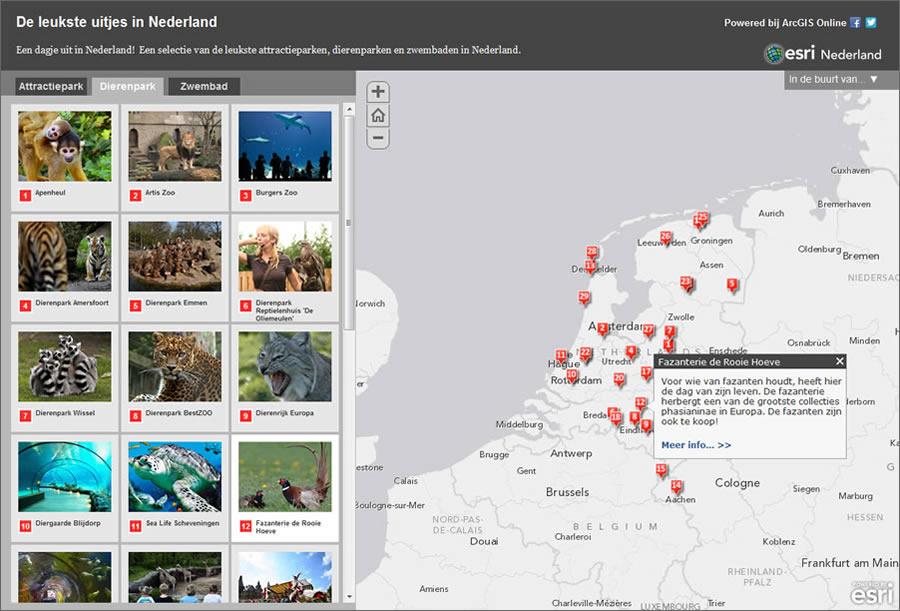 Showcase Your Places of Interest ArcWatch