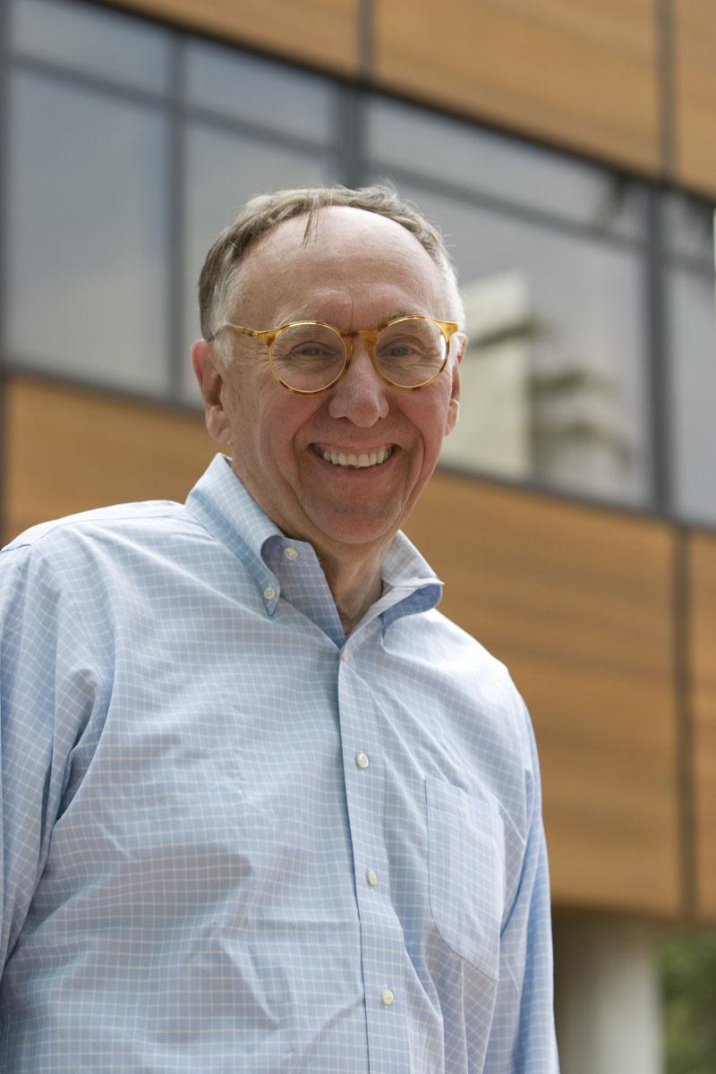 U.S. Geospatial Intelligence Foundation Honors Jack Dangermond