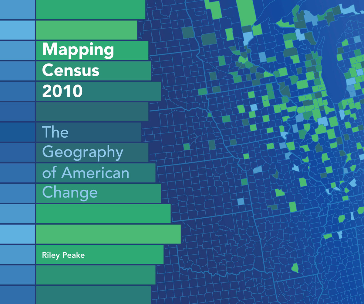 Census Map Mapping Census 2010