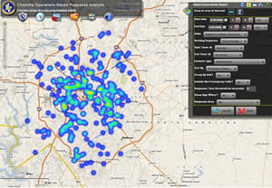 Charlotte Fire Department Links Live Data, Multiple Systems