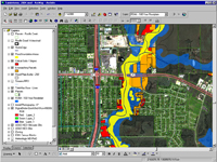 Spatial Map to Map Fieldmap
