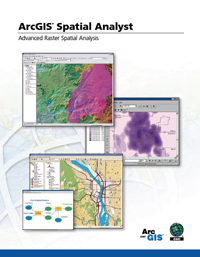 Spatial Analyst Brochure