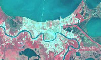Landsat Time Enabled Imagery