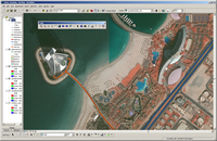 ArcGIS Imagery City of Dubai
