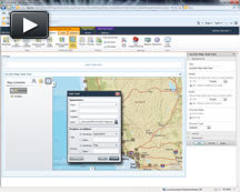 ArcGIS for SharePoint Extensibility API