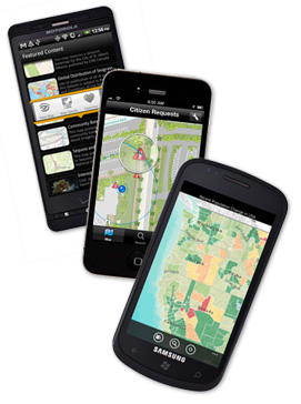 ArcGIS on Smartphones